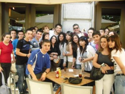 VIAJE ESTUDIOS. MADRID 2011