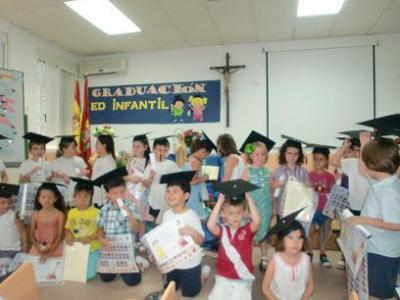 GRADUACIÓN 3º INFANTIL (22/06/11)