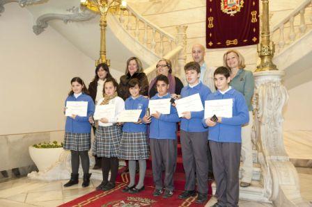 Ganadores del XV Concurso Escolar de Carnaval_2012