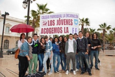 V Encuentro de Alumnos de Religión Católica de la Región