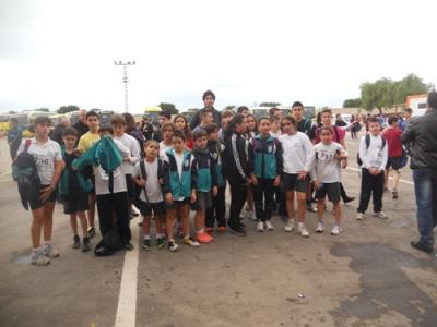 CROSS ESCOLAR 2012